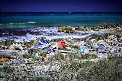 ripulire gli oceani mare