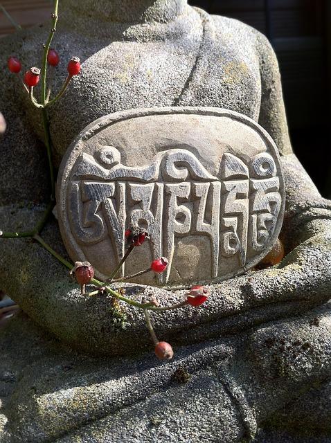 Il Mantra Om buddha