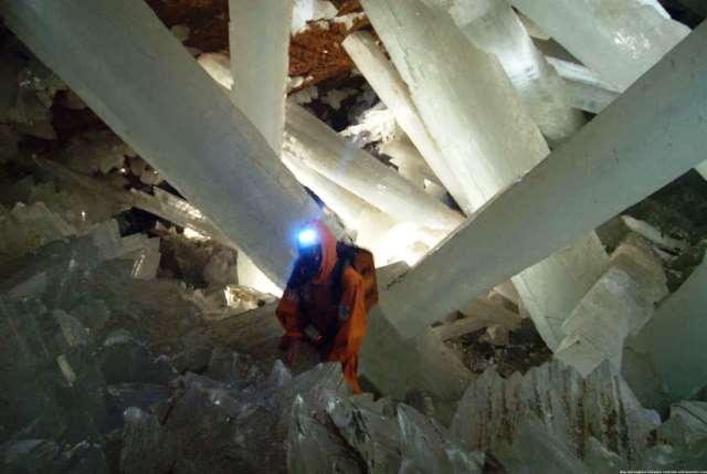 Grotta dei Cristalli di Naica 3