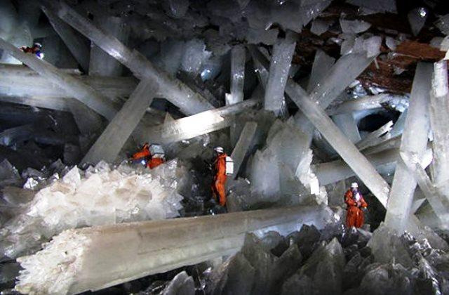 Grotta dei Cristalli di Naica 6