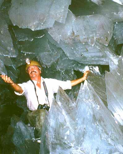 Grotta dei Cristalli di Naica ck