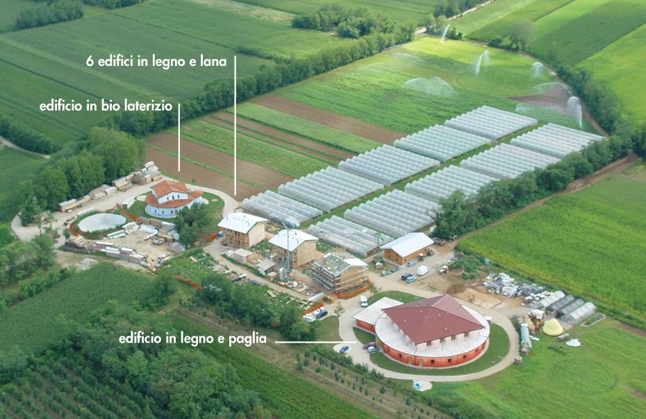 EUREKA ecovillaggio nuova terra