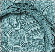 la spirale uroboro+sole