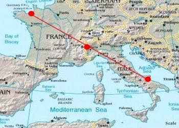 La linea di San Michele 1