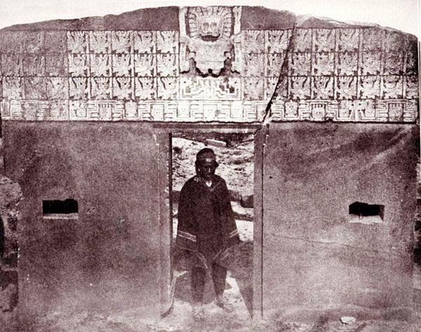 L'origine di Tiahuanaco sungate3