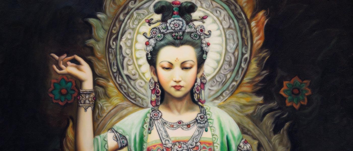 Quan Yin: La Dea della Misericordia 1