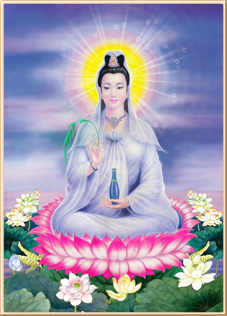 Quan Yin: La Dea della Misericordia ella