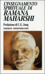 Sri Ramana Maharshi e la non dualità