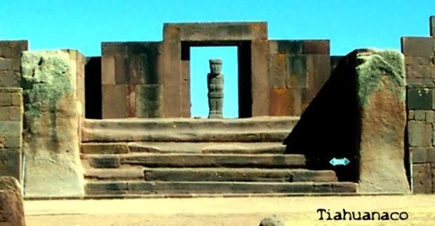 Teoria degli Antichi Umani tiahuanaco