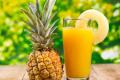 Ecco perché bisogna bere succo d' ananas a stomaco vuoto