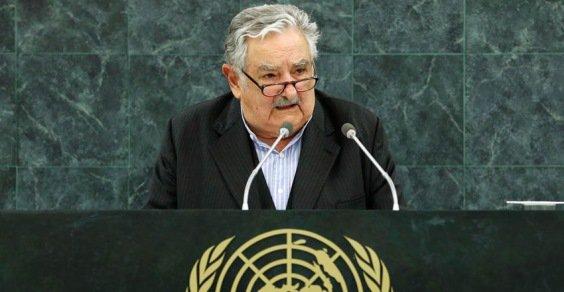 Mujica il presidente povero bici armi