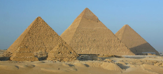 Antiche Conoscenze perdute Giza