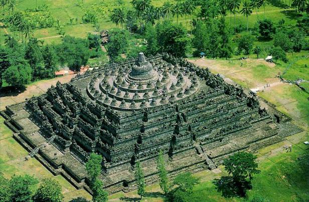 Antiche Conoscenze perdute INDONESIA Borobudur