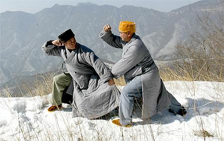 Alimentazione Dei Monaci Shaolin 6