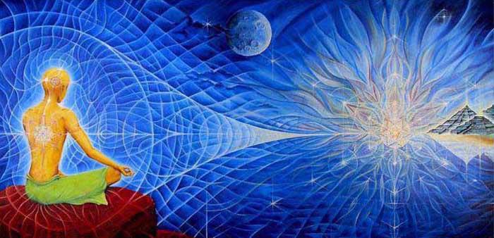 Esperienza Cosmica di Pre-morte titolo