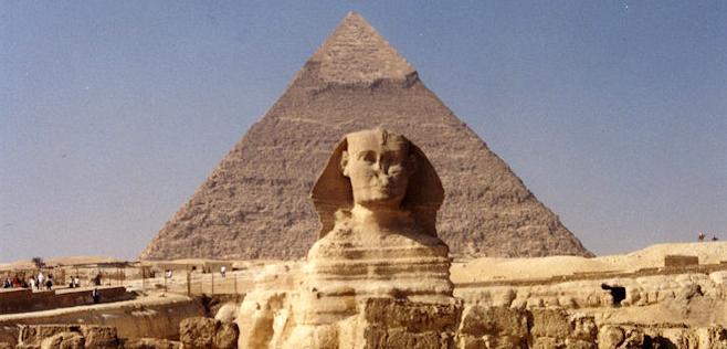 Mistero Delle Piramidi E Della Sfinge Scarabeokheper