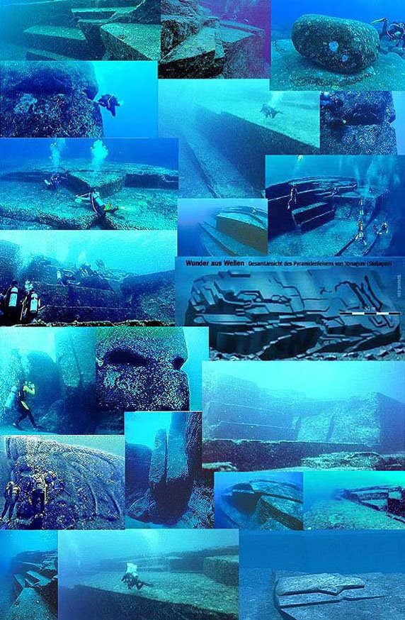 0111 AZTLANCi sono casi noti di resti di civiltà atlantidee.