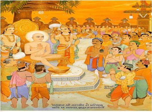 il Jainismo mahavira