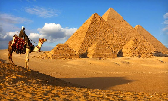 Luoghi ad Alta Energia Le Piramidi
