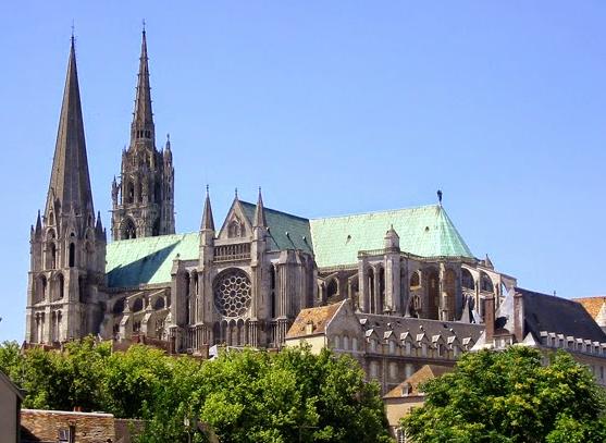 Luoghi ad Alta Energia Luoghi ad Alta Energia Cattedrale gotica di Chartres in Francia