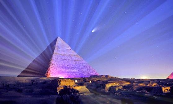 Luoghi ad Alta Energia piramide energia