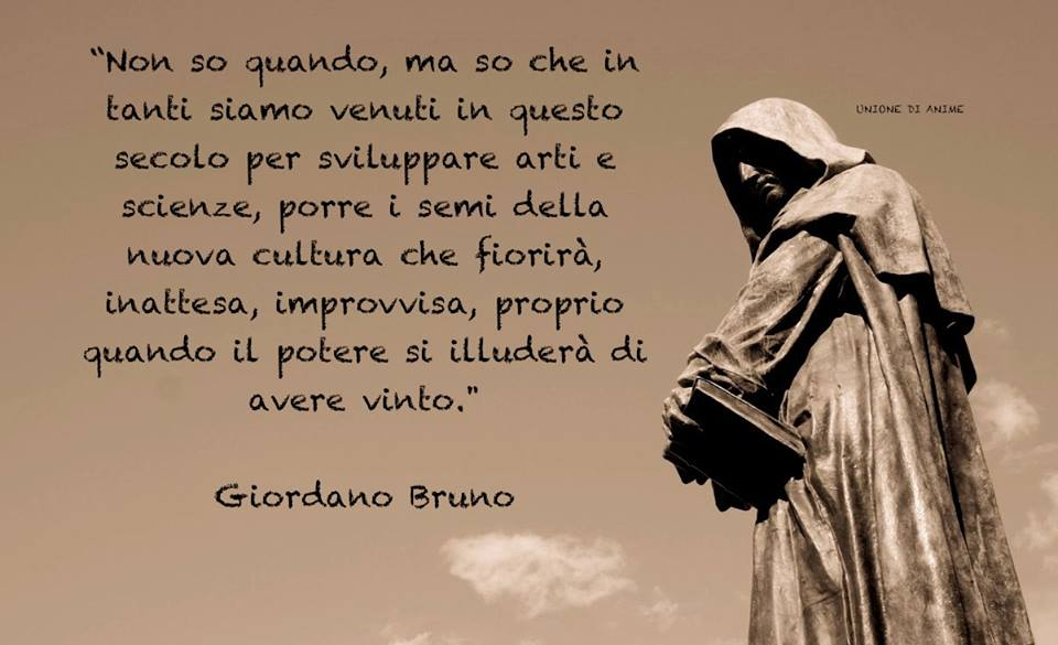 Il Pensiero Di Giordano Bruno