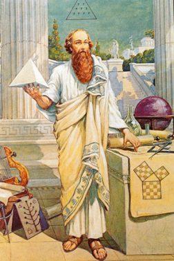 Numeri Sacri Pitagora