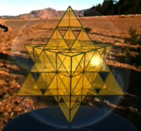 poligoni sessantaquattro tetraedri nella sfera