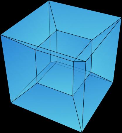 dimensioni hypercube