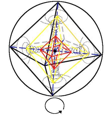 universo olofrattale modello-ottaedro-frattale