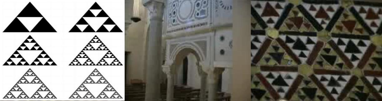 serpynsky nellarte delle chiese romaniche 22