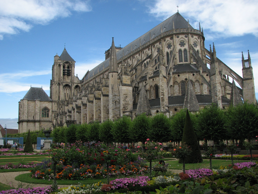 SEGRETI DELLE CATTEDRALI cattedrali gotiche