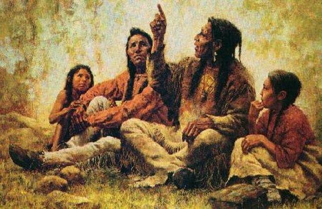 Codice Etico Dei Nativi Americani