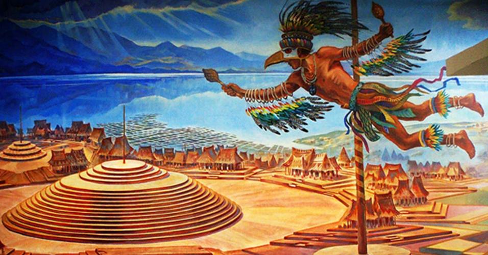PIRAMIDI CIRCOLARI MESSICANE